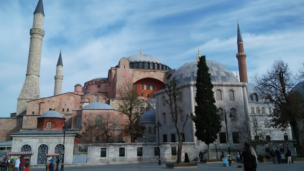 Hagia Sophia Kembali jadi Masjid, Erdogan : Ini Seperti Keinginan Al Fatih