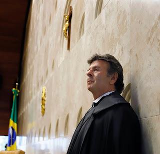 STF Luiz Fux Brasil Constituição Judiciário