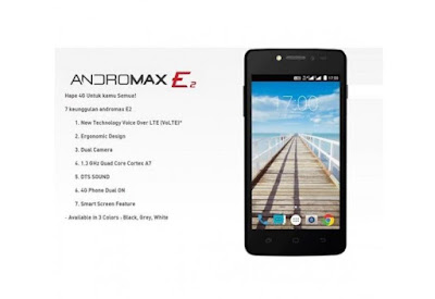 [ROM] Stock Rom Andromax e2 dual GSM 4G