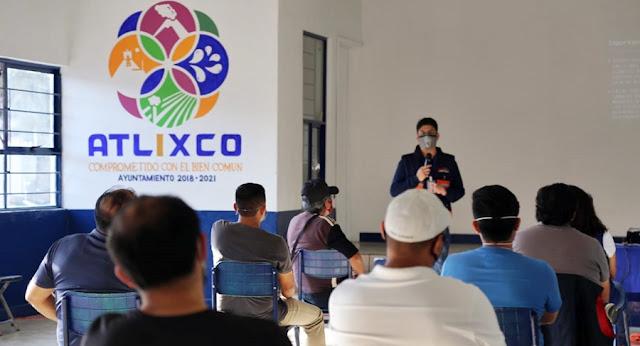 Gobierno de Atlixco capacita a clubes y escuelas de iniciación deportiva municipales para la nueva normalidad
