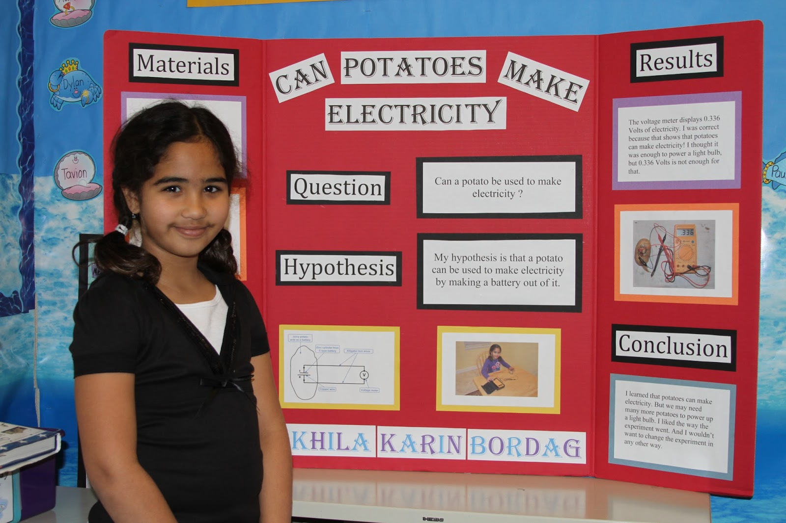 """static electricity science fair projects Intermediate-level science projects: physical science  conduct static electricity best"""" as your project title  idiot's guide to science fair projects ."""