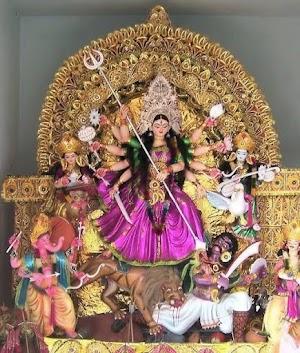 Shri Durga Chalisa in Hindi