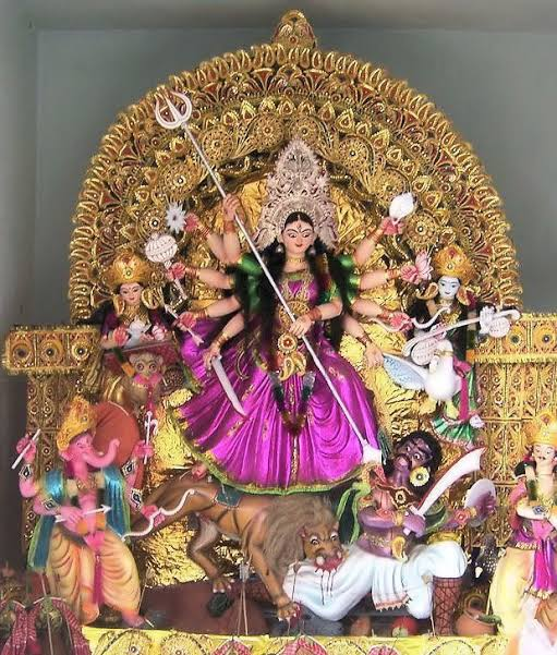Shri Durga Chalisa in Hindi