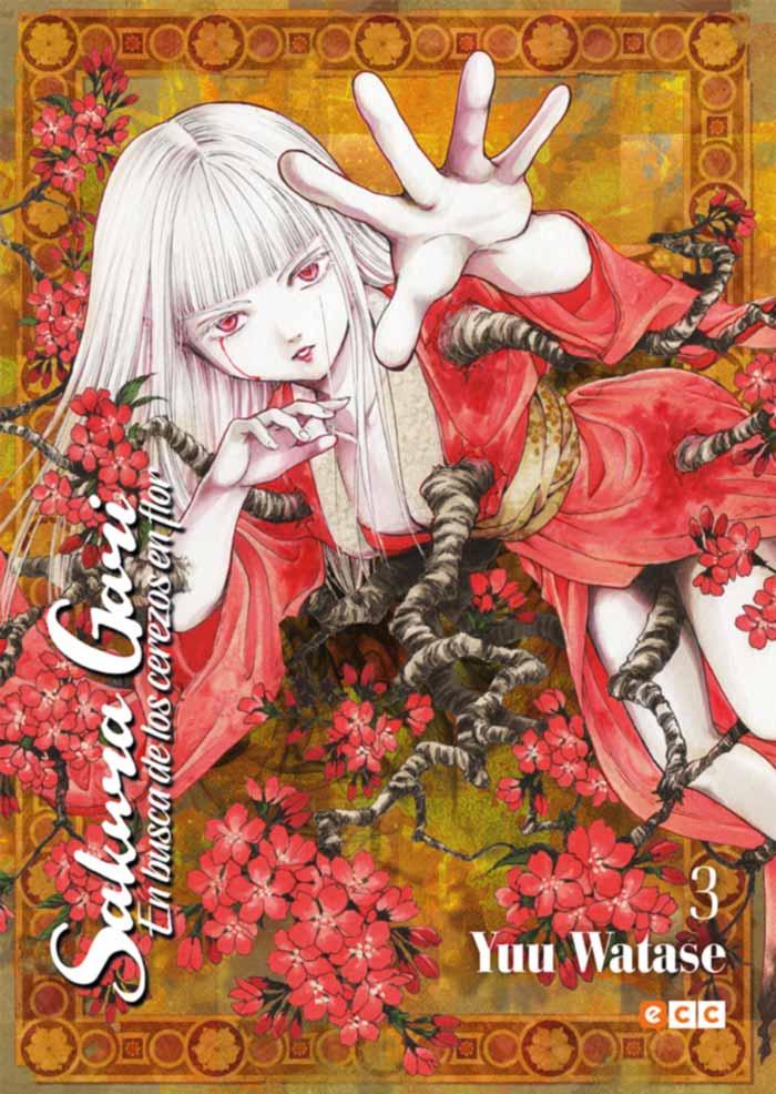 Sakura Gari: En busca de los cerezos en flor (Yuu Watase) - ECC Ediciones - Vol. 3
