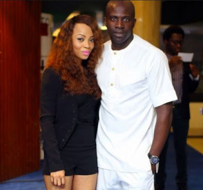 Toke Makinwa Reacts To Her Ex-Husband's Action?