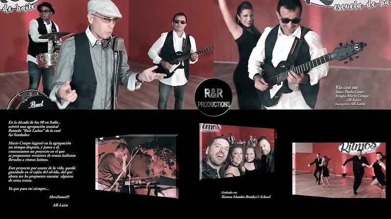 AR-Latin - ¨Via con me¨ - Videoclip - Dirección: R&R Productions. Portal Del Vídeo Clip Cubano