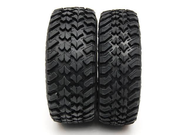 Axial Exo Terra tires