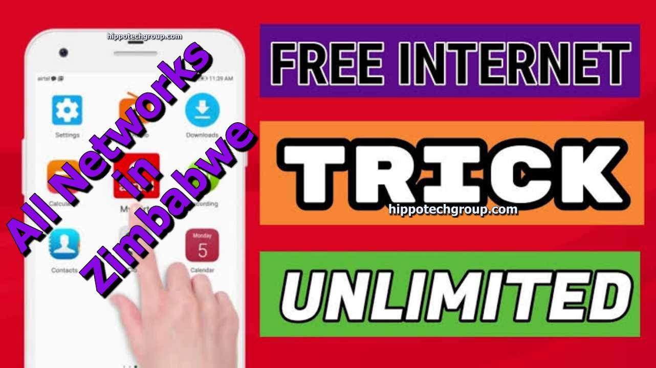 Free Internet Trick for All Networks in Zimbabwe (Step-By-Step Guide)