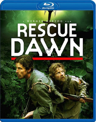 Rescue Dawn 2006 720p | 480p BRRip ESub x264 [English 5.1ch] 950Mb |350Mb