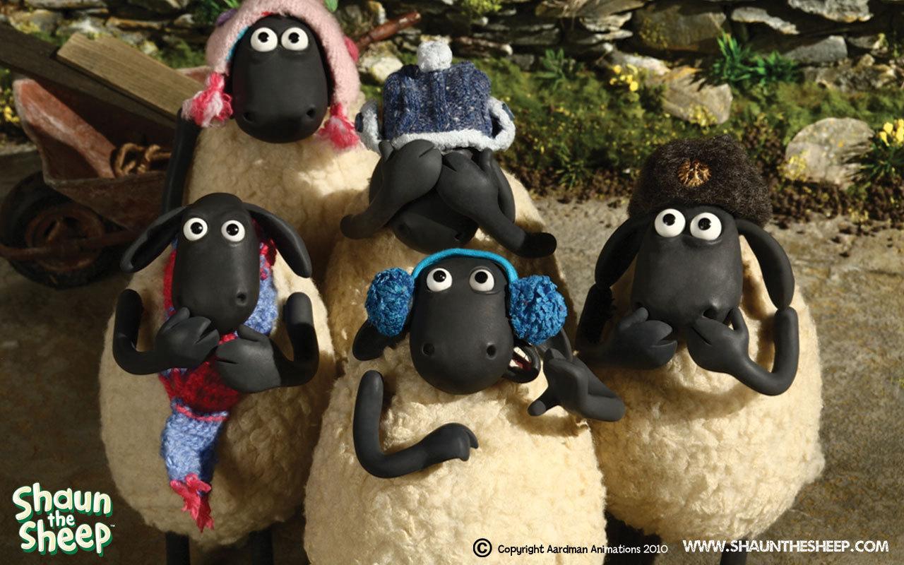 Shaun The Sheep Widescreen