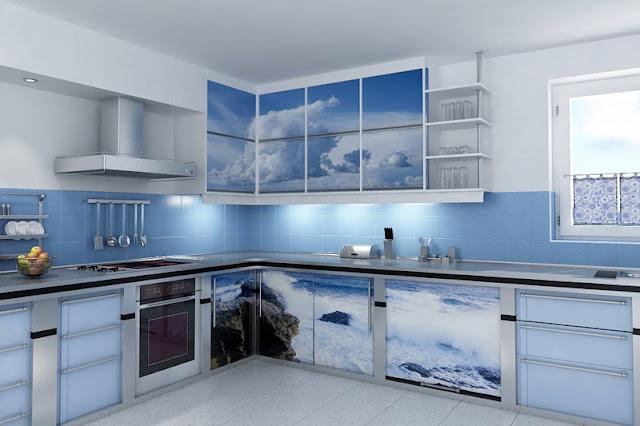 Trang trí nhà đẹp với những mẫu gạch 3D tuyệt diệu