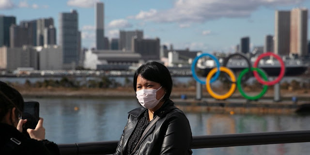 "Japan will lose 14 billion dollars if it cancels the ""Olympics"" due to the Corona virus"