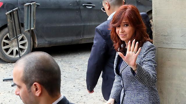 La expresidenta argentina Cristina Fernández suma otro procedimiento por presunta red de corrupción en la obra pública
