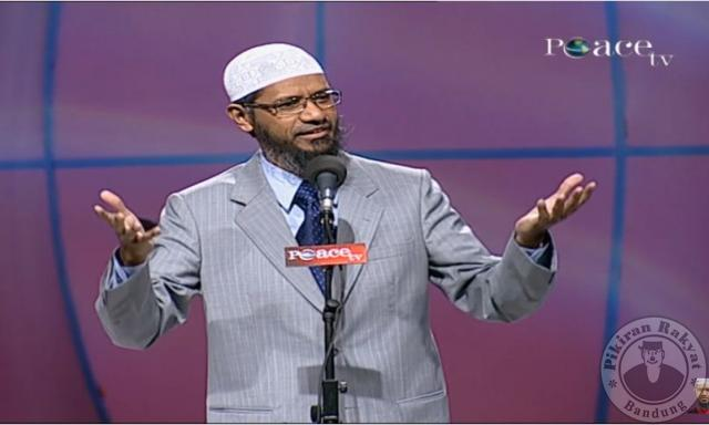Skakmat, Zakir Naik: Tak Boleh Pilih Pemimpin Non Muslim Meskipun Ia Lakukan Pembangunan
