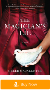 Books to Read - Summer 2015 - The Magician's Lie