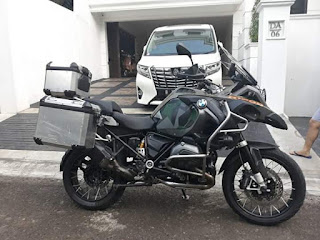 FOR SALE BMW K51 2014 GREEN ARMY