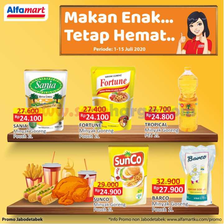 Promo Alfamart Harga Super Hemat Periode 01 - 15 Juli 2020 1