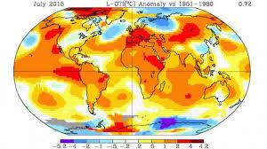 peningkatan suhu juga berpengaruh terhadap fisiologi tanaman
