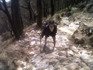 Pendakian Gunung Arjuno Via Tretes