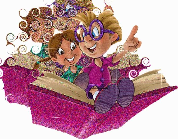 Книга картинки анимация для детей, для