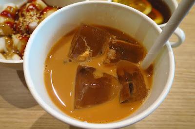 So Good Char Chan Tang, ice milk tea