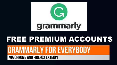LIST: Grammarly Free Premium Accounts 2020