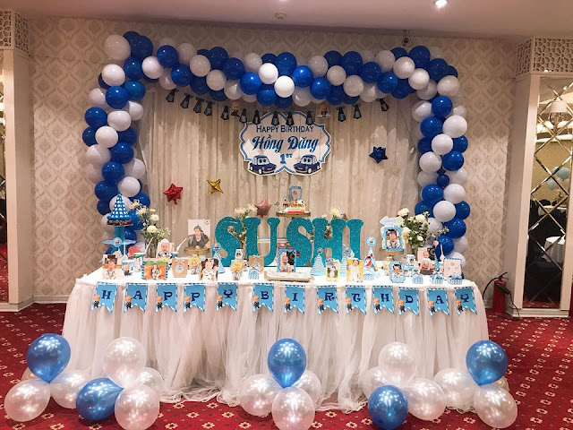 Happy BirthDay ShuShi 1St