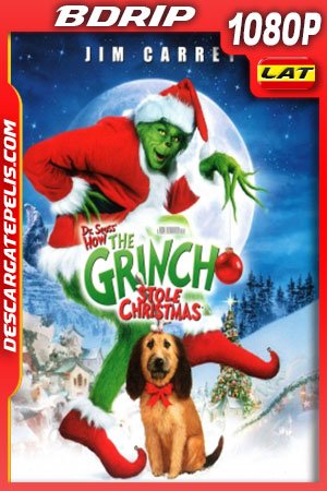 El Grinch (2000) FULL HD 1080p BDRip Latino – Ingles