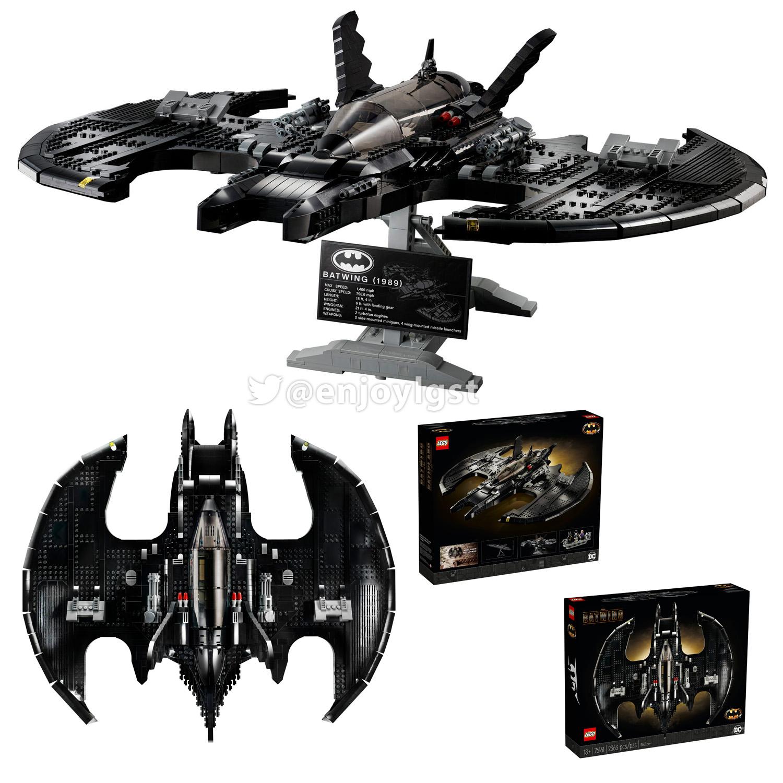 76161 バットウィング:レゴ(LEGO) バットマン