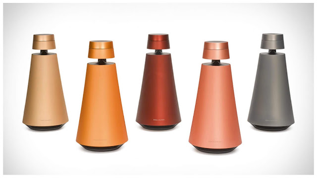 Bang & Olufsen BeoSound Coloured Speaker on Island Atelier