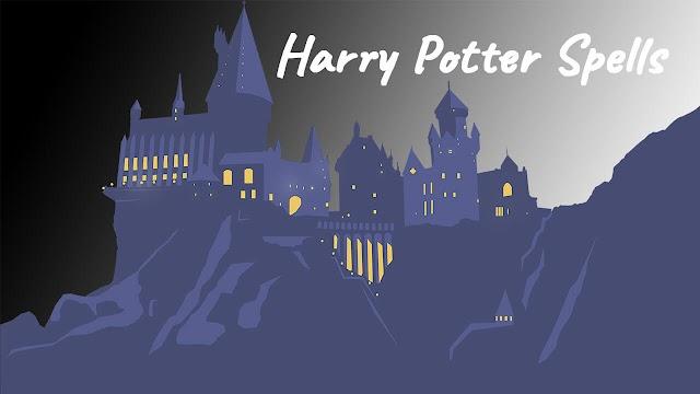 53 Harry Potter Spells