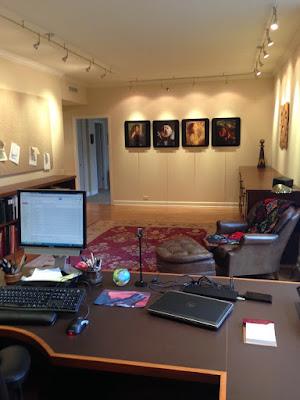 Where Writers Write: Rita Dragonette