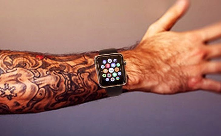 £300 Apple Watch might not Work If You've Got Wrist Tattoos