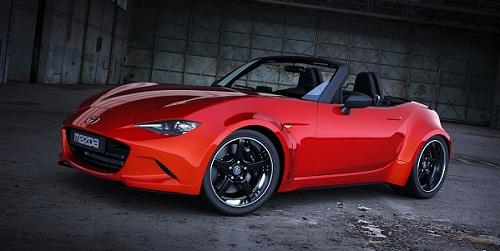 Spesifikasi Lengkap dan Harga Mazda MX5 RF