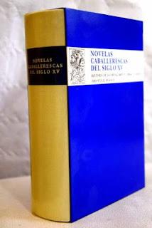 Novelas caballerescas del siglo XV / introducción, edición y notas de Antón M. Espadaler