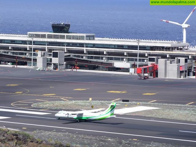 Binter aumenta las frecuencias con La Graciosa y vuelos directos entre Fuerteventura o Lanzarote y La Palma
