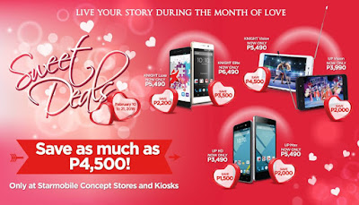 Save As Much As Php4500 On Popular Starmobile Smartphone This February