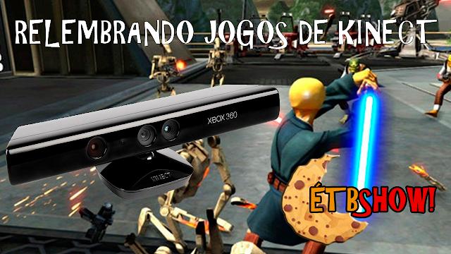 Relembrando os Jogos de Kinect /// Baú dos Games