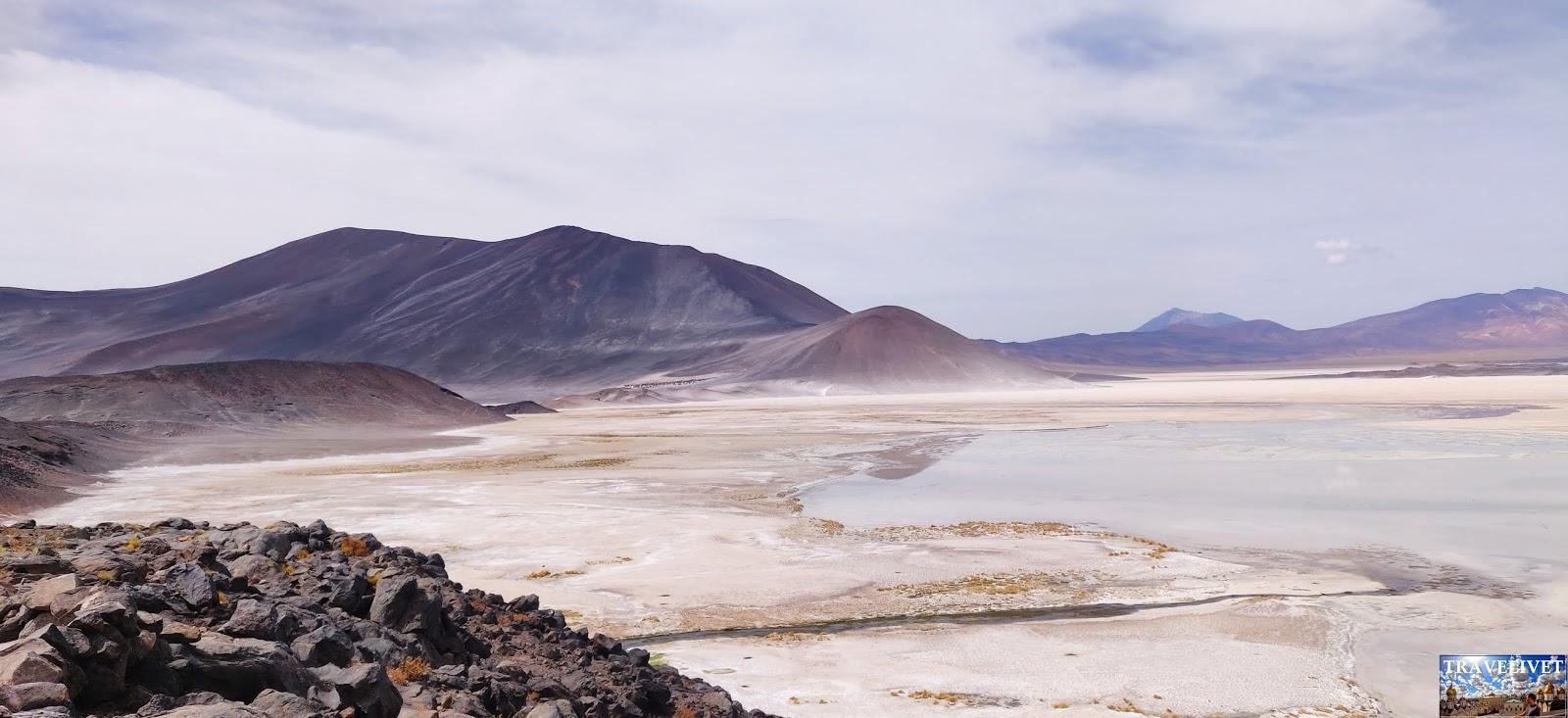 Chili chile laguna  San Pedro de Atacama