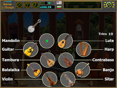 String Instruments Puzzle