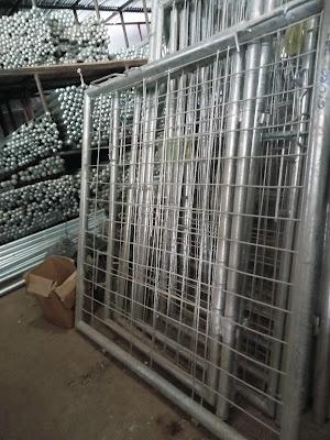 Pabrik Pintu Pagar BRC Galvanis Jakarta
