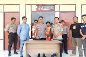 Polisi Sulbar Ringkus Kedua Pelaku Anirat