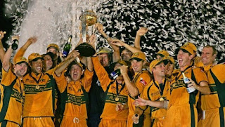 Australia vs Sri Lanka ICC Cricket World Cup Final 2007 Highlights