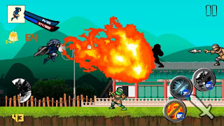Download Ninja Ultimate Revenge V1.0.2 MOD Apk Terbaru Gratis