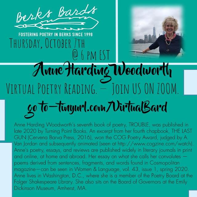 poet Anne Harding Woodworth