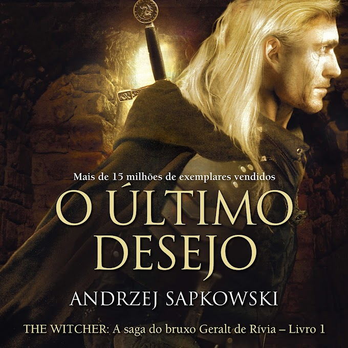 Obra que conta a saga do bruxo de The Witcher chega em audiobook