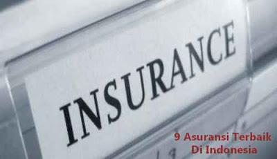 9 asuransi terbaik di indonesia