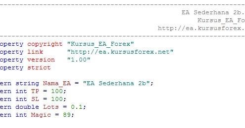 There are numerous forex brokers that operate under u.s. Cara Daftar Forex: Belajar Membuat Robot Forex
