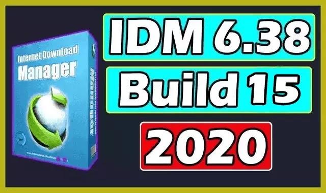Download IDM 6.38 Build 15 Full Version