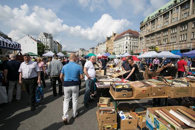 Naschmarkt-Vienna